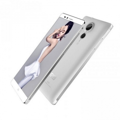 """ELEPHONE VOWNEY LITE WHITE 5.5"""" MTK6795 64-bit Android 5.1 4G Phone 3GB RAM 21MP CAM Touch ID"""