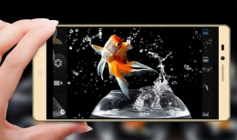 """ELEPHONE VOWNEY LITE GOLD 5.5"""" MTK6795 64-bit Android 5.1 4G Phone 3GB RAM 21MP CAM Touch ID"""