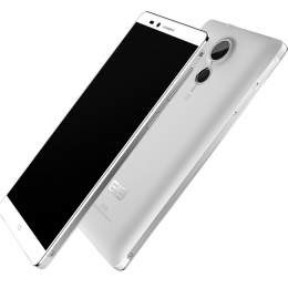 "ELEPHONE VOWNEY LITE WHITE 5.5"" MTK6795 64-bit Android 5.1 4G Phone 3GB RAM 21MP CAM Touch ID"
